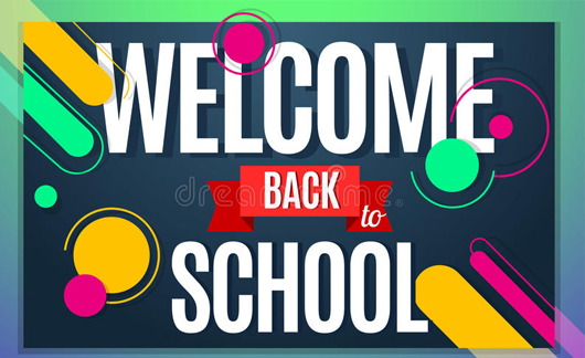 Welcome Back to School!!! Featured Photo