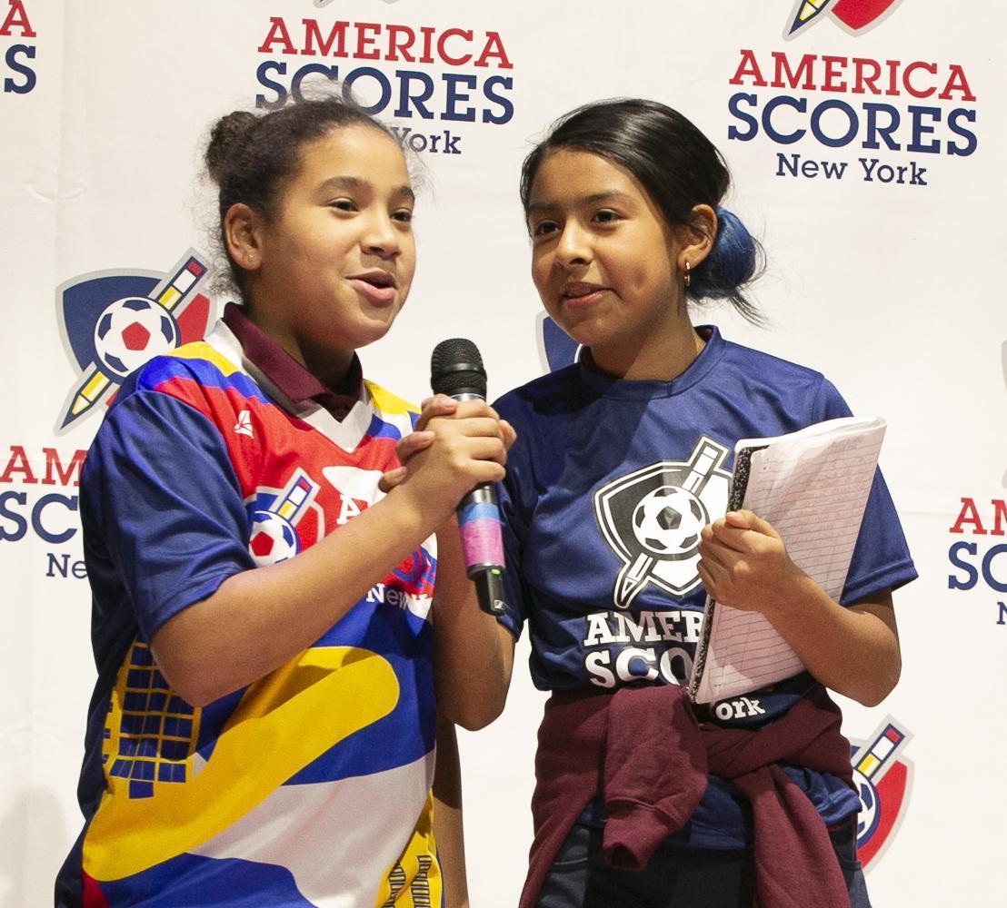 Poetry Slam Participants