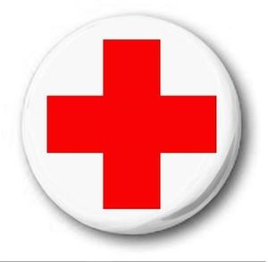 health sign/red cross
