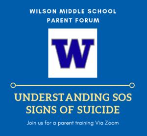 Understanding SOS signs of suicide
