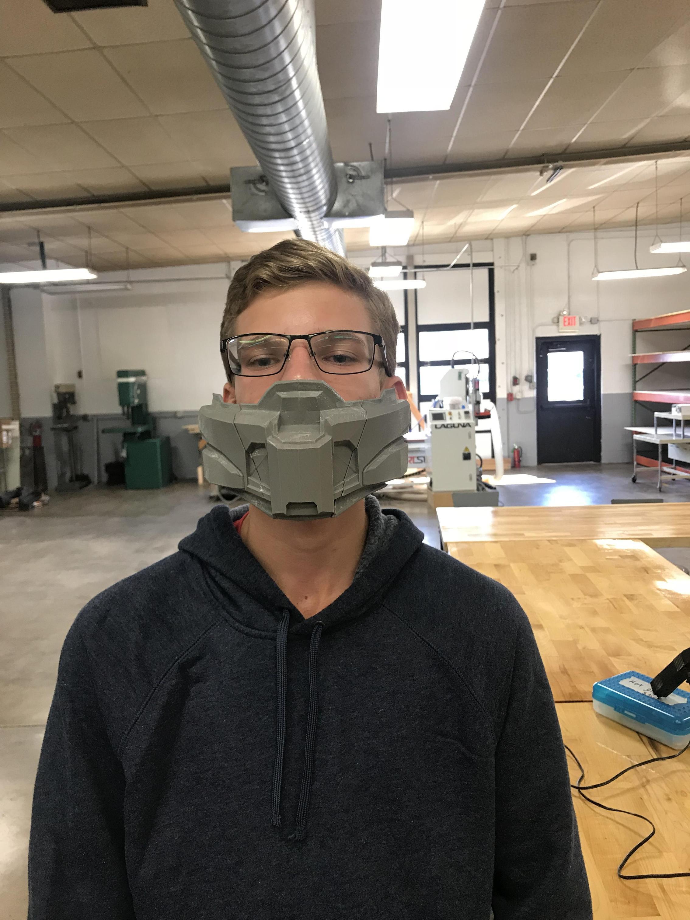 3d print mask