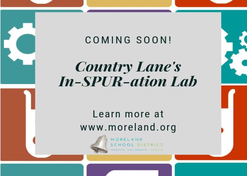 STEAM Grant Awarded to Country Lane Through  Moreland Education Foundation (MEF) Thumbnail Image