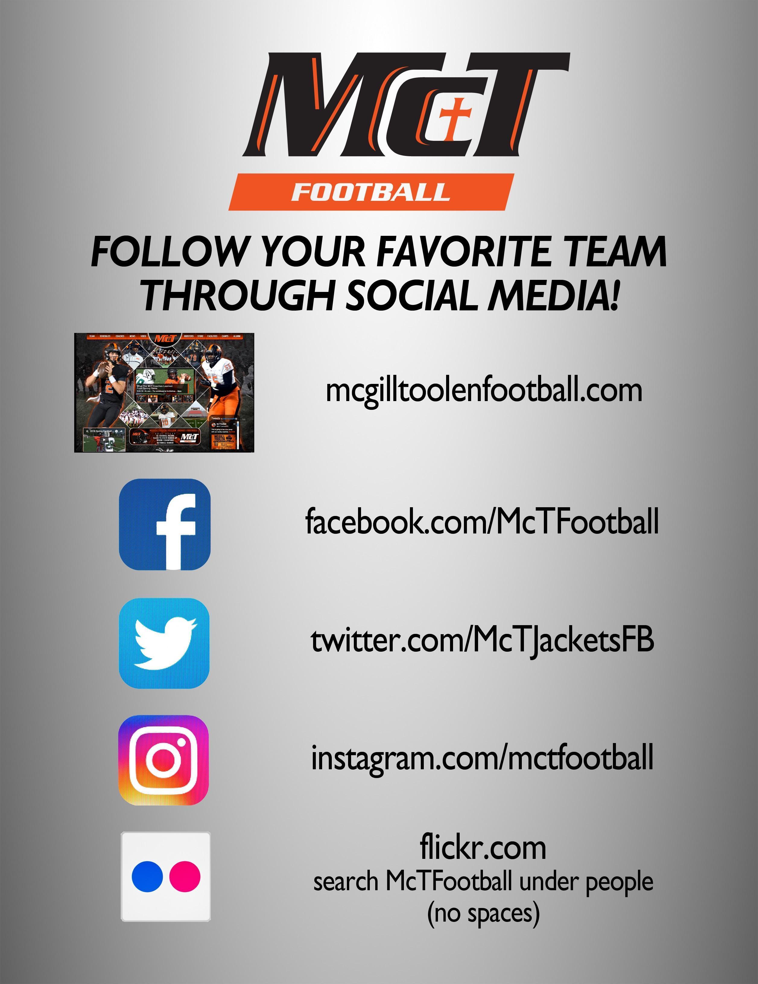 Football Home – Football – McGill-Toolen Catholic High School