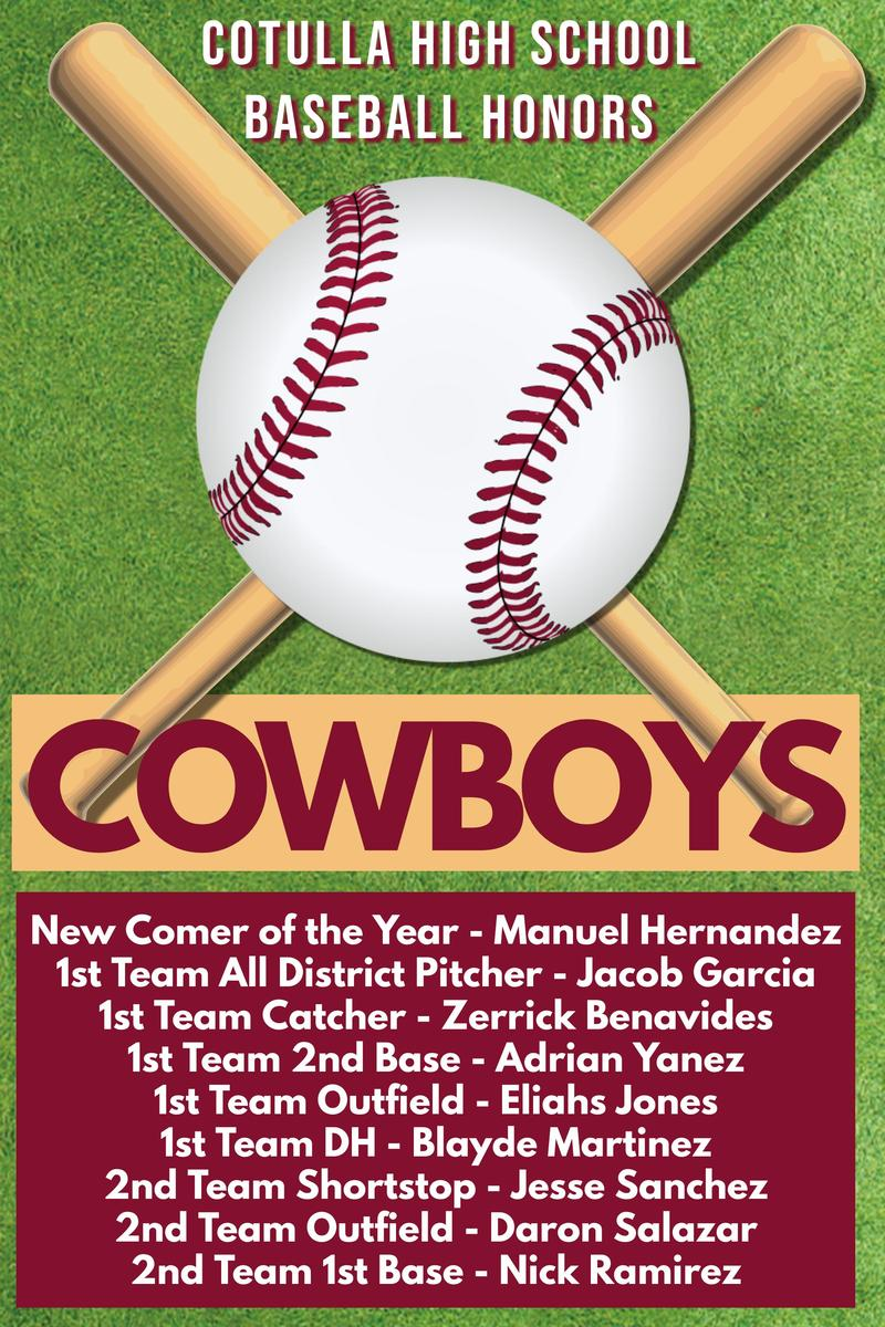 cowboys all district selections