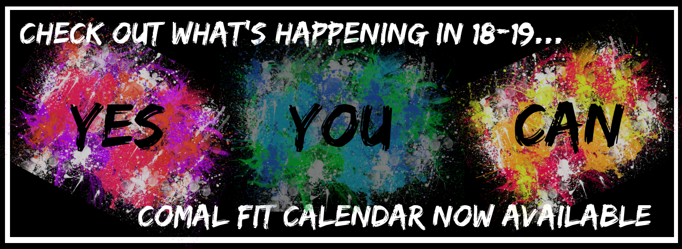 Comal Fit Calendar Available