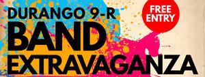 Band Extravaganza flyer logo