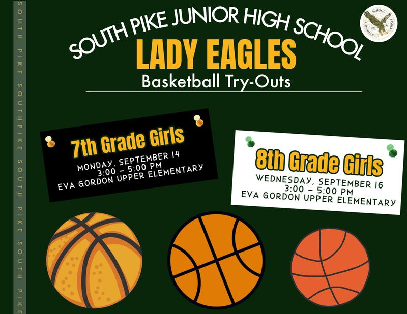 Lady Eagles Try-Outs