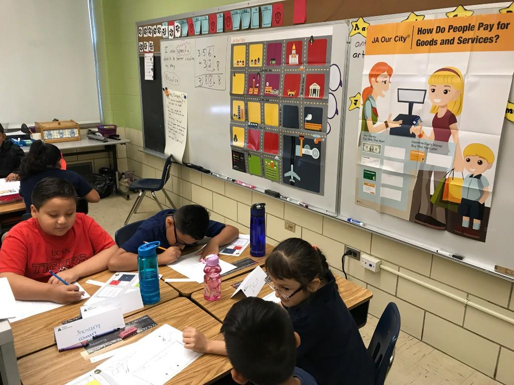 Goods and services in 3rd grade