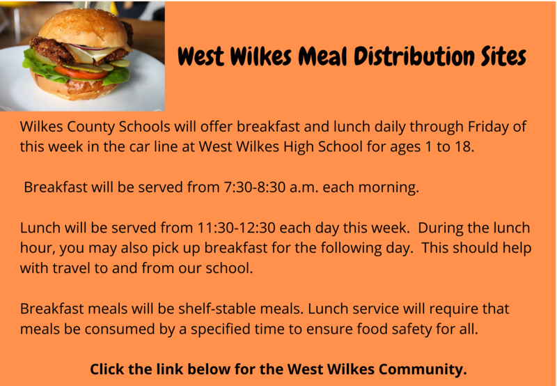 West Wilkes Food Distribution Thumbnail Image