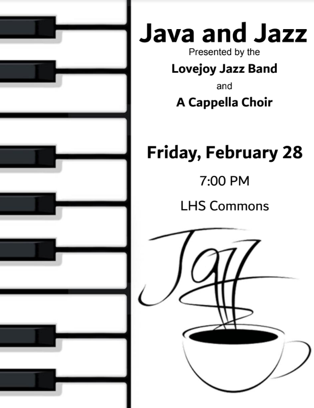 Jazz and Java Poster