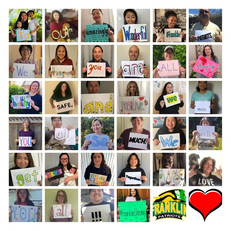 #FranklinStrong Thumbnail Image