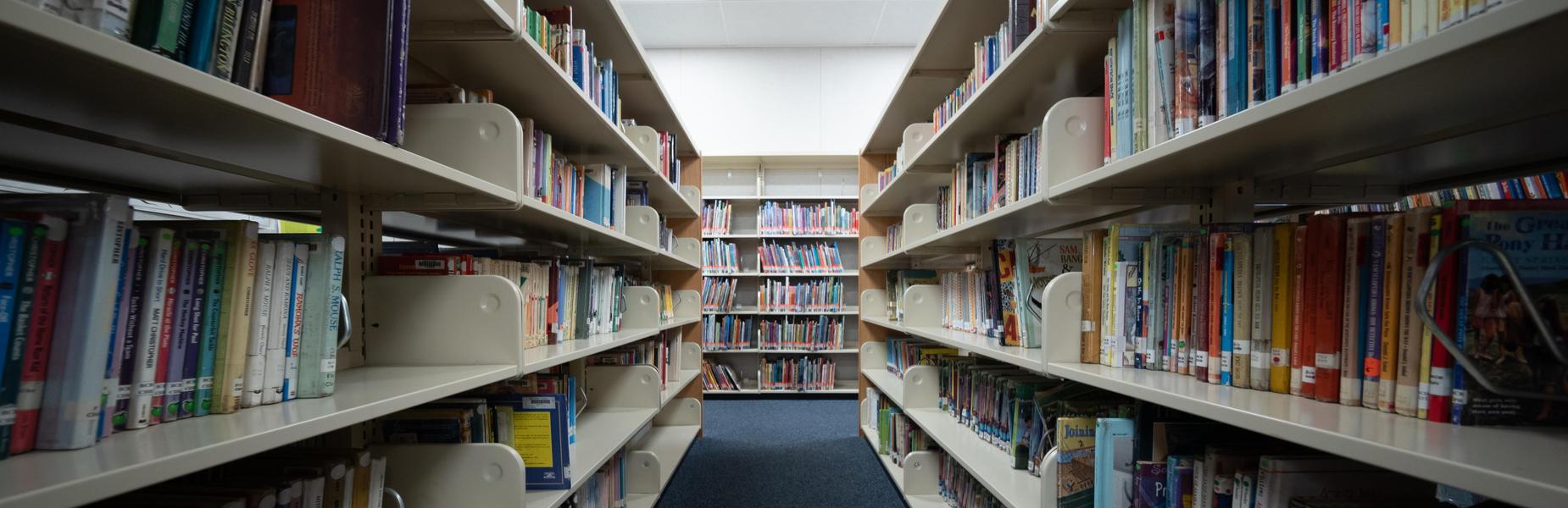 Ynez School Library