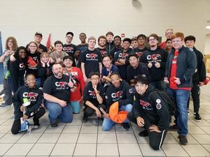 Olympic HS Team T-Rex #4935 Wins the South Carolina FIRST Robotics Invitational!