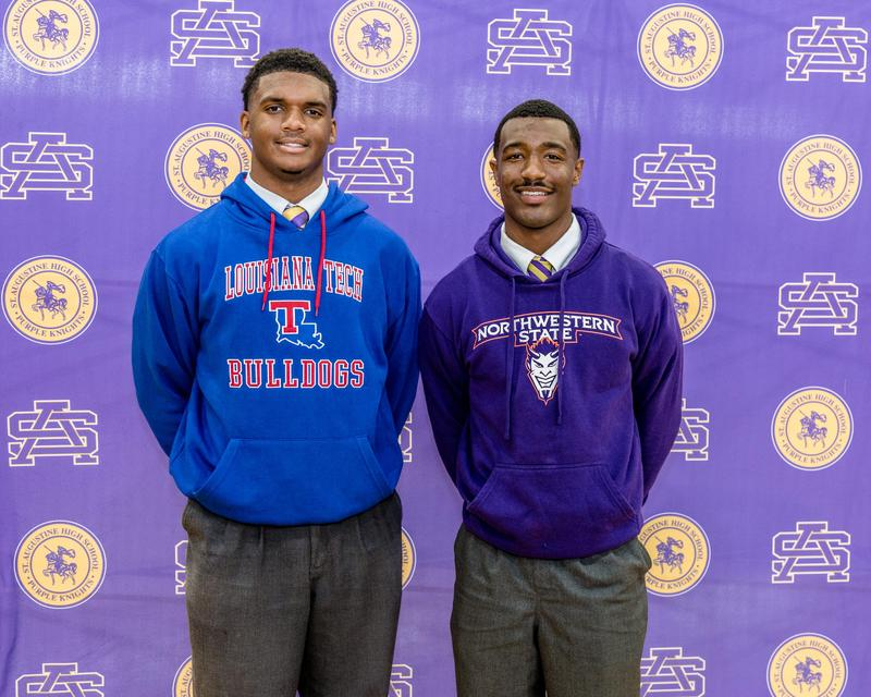 St. Aug Baseball Players sign collegiate Letters of Intent: Video Featured Photo
