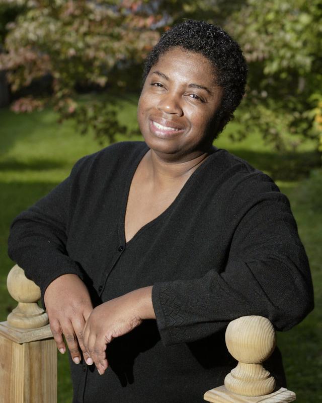 Author Angela Johnson