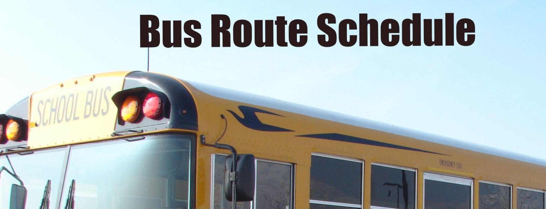 Bus Routes image