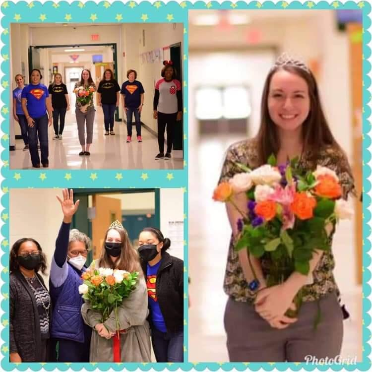 Teacher of the Year-- Catherine Owens Featured Photo