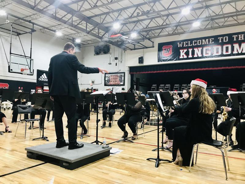 WLHS Band's Christmas Concert