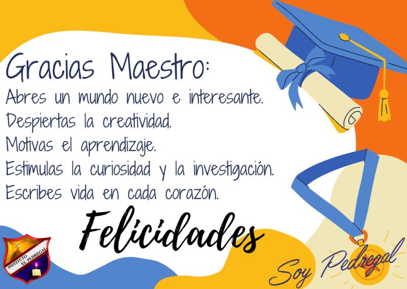 Feliz Día Del Maestro Featured Photo