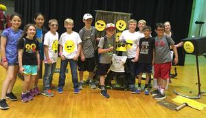 Two Westfield elementary teams competed in the World Finals Tournament of the Odyssey of the Mind, an international educational program that provides creative problem-solving opportunities for students.