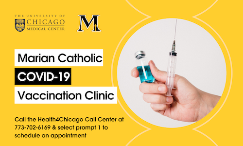 Marian Catholic Vaccination Clinic Featured Photo