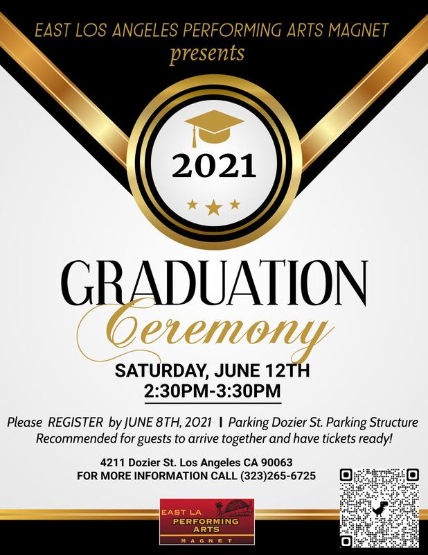 Class of 2021 In-Person Graduation June 12th at 2:30pm Featured Photo