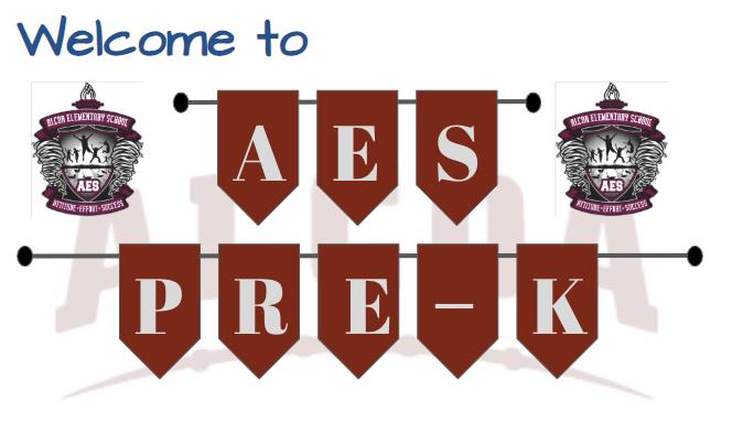AES Pre-K Logo