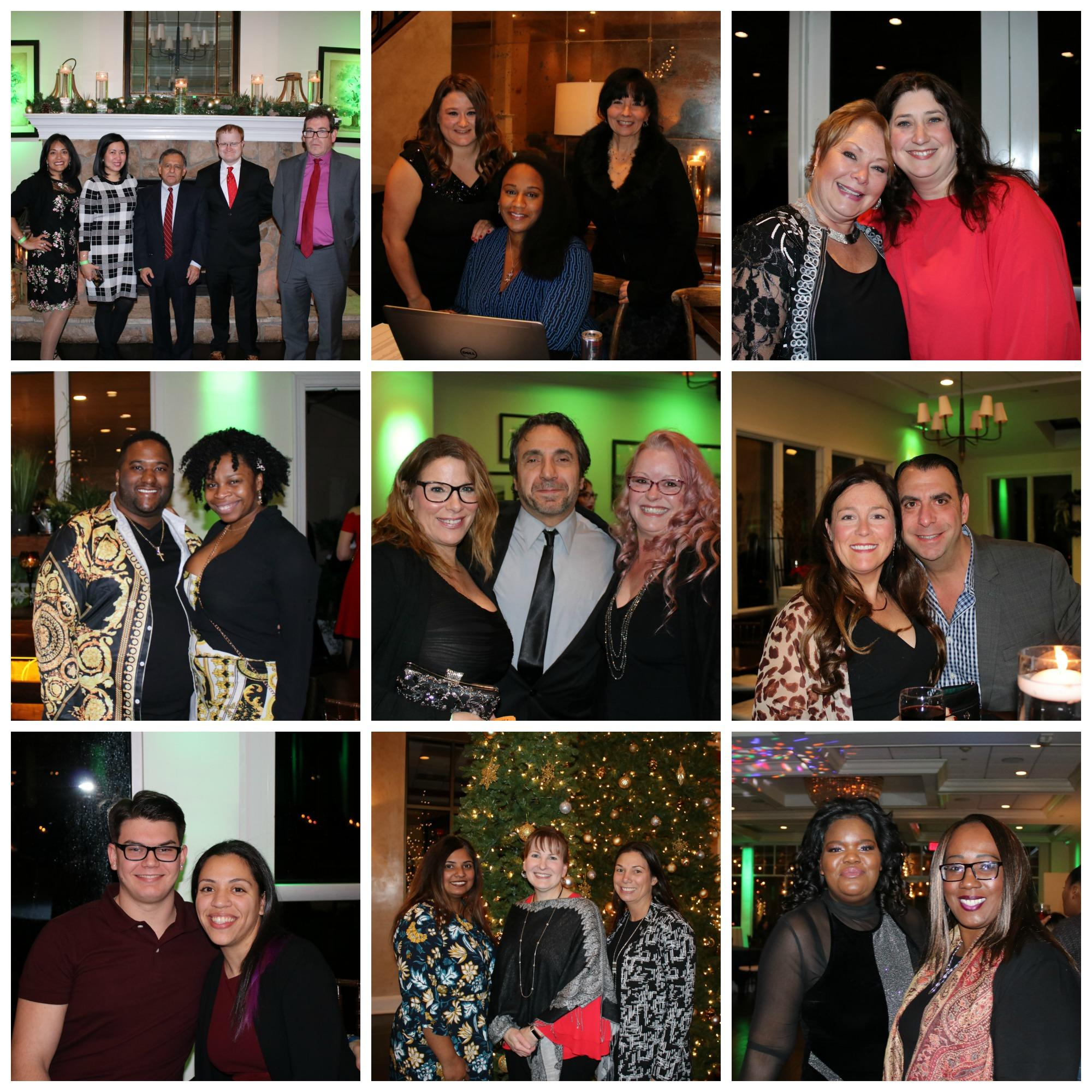 DDI Holiday Party Collageg