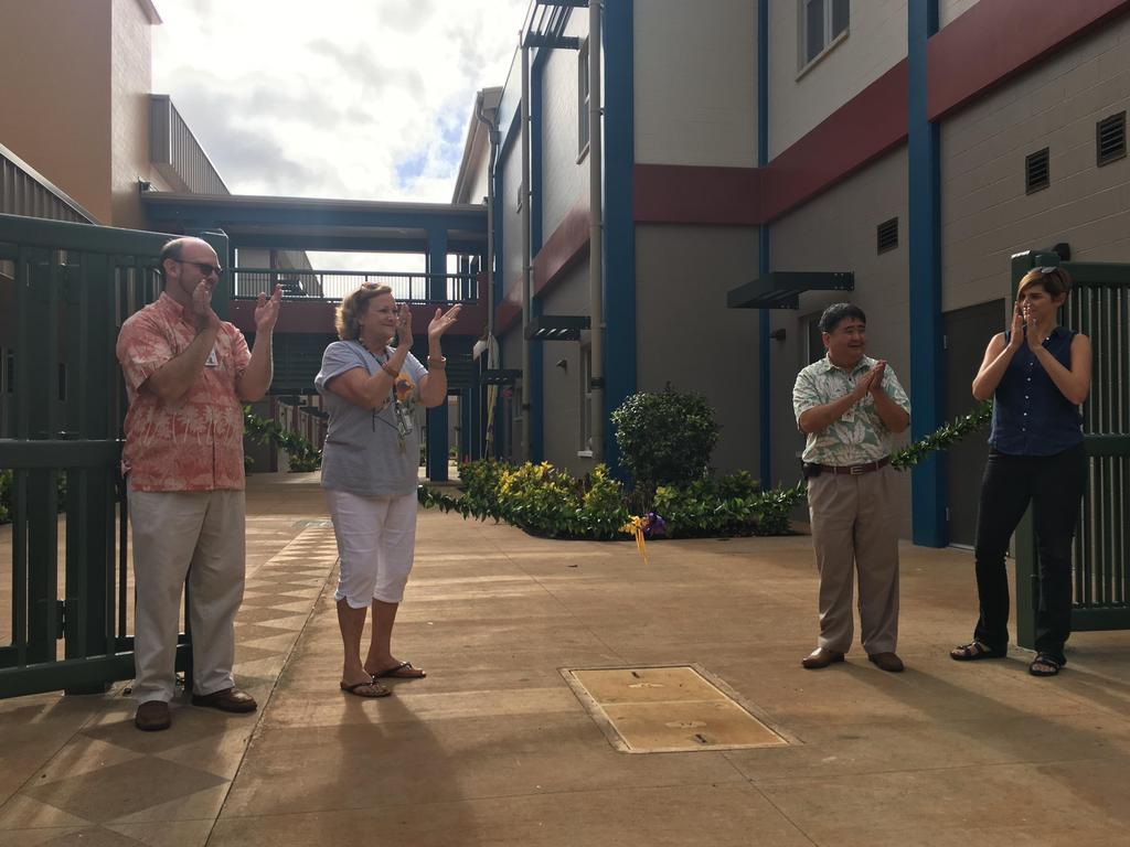 New School Opening