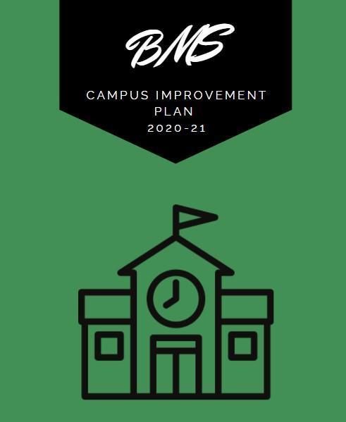 Bloomington Middle School Campus Improvement Plan Thumbnail Image