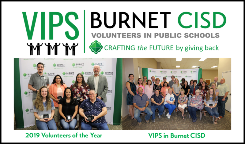BCISD Volunteers Recognized Thumbnail Image
