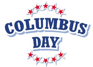 Columbus Day Observance