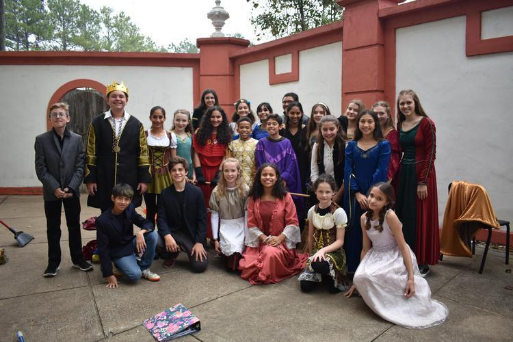 Adolescent Community Performed at Texas Renaissance Festival Featured Photo