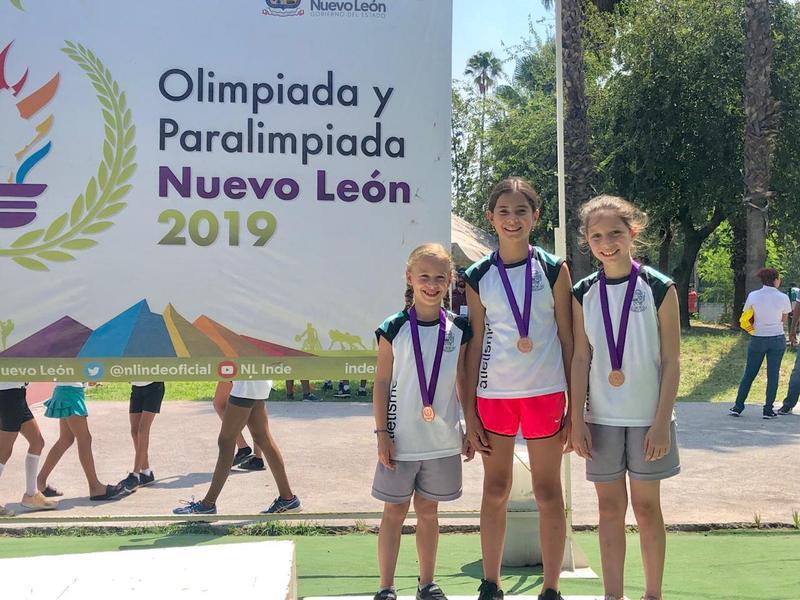 Destacan en Olimpiada Estatal Featured Photo