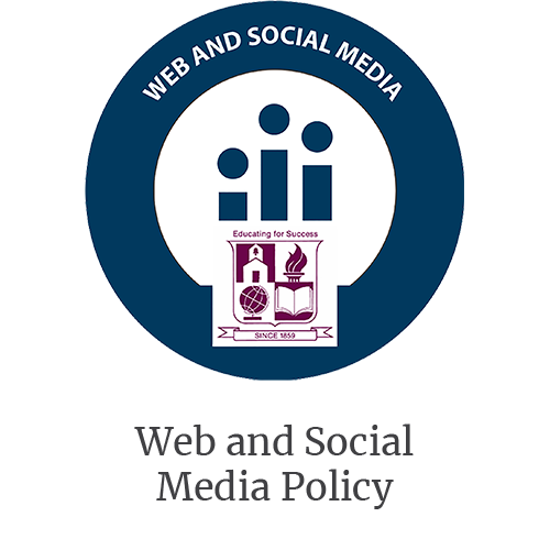 Web and Social Media Policy