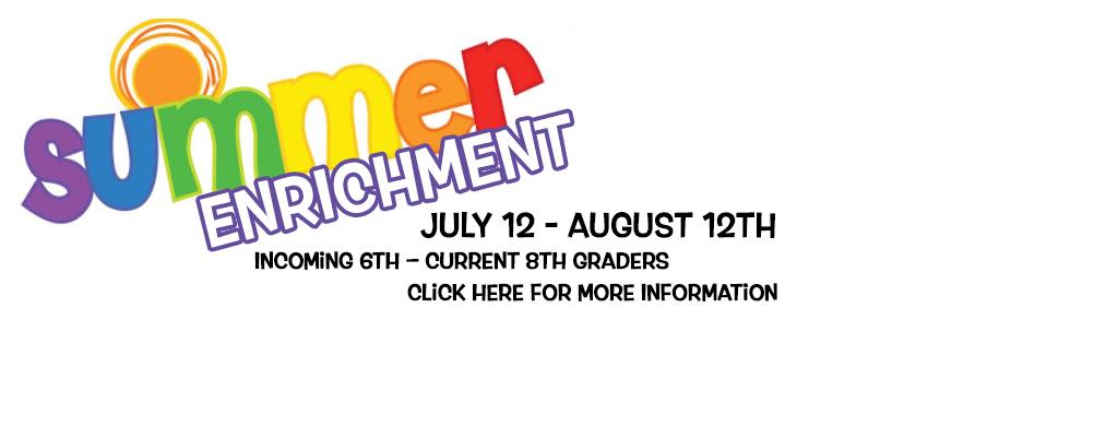 OMS Summer Enrichment