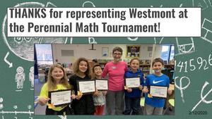 WES Math Team