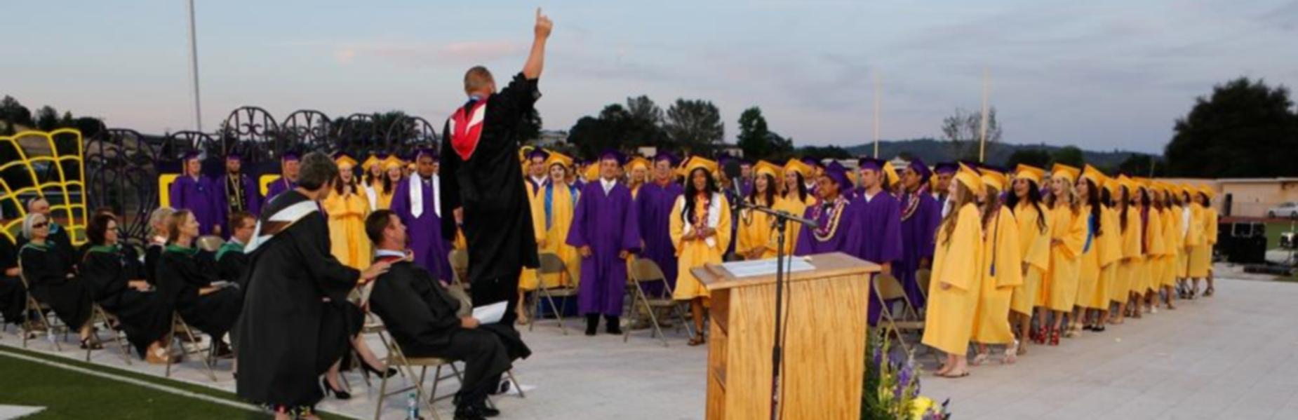 Bret Harte Graduation