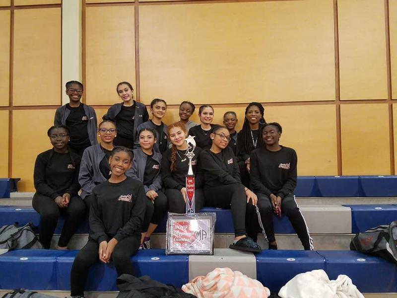 DMS Dance Team Receives Super Sweepstakes in All Routines Thumbnail Image