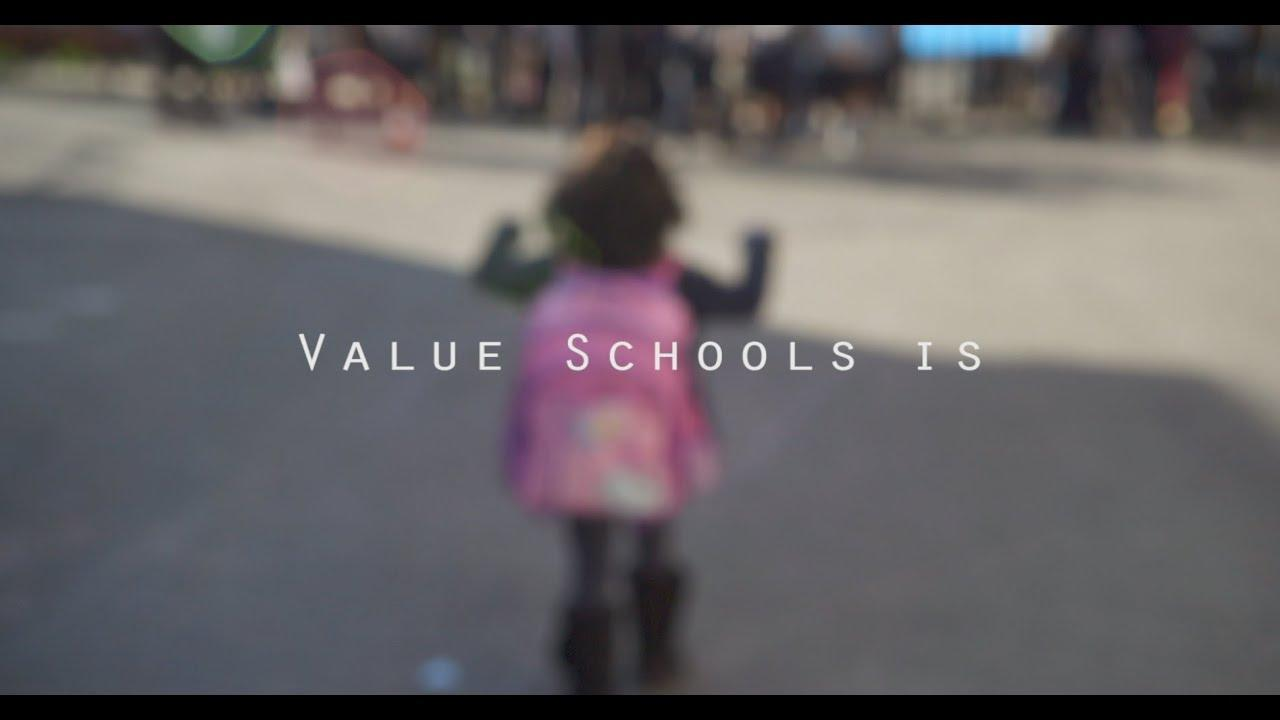 Read the stories and see the videos of the Value Schools' community