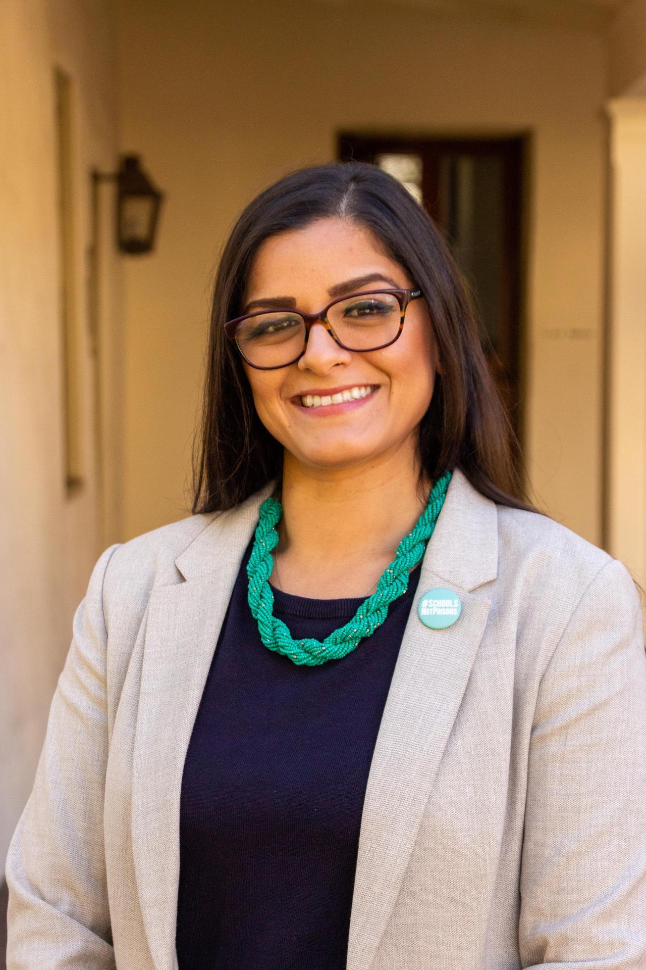 Board Member Ms. Miramontes