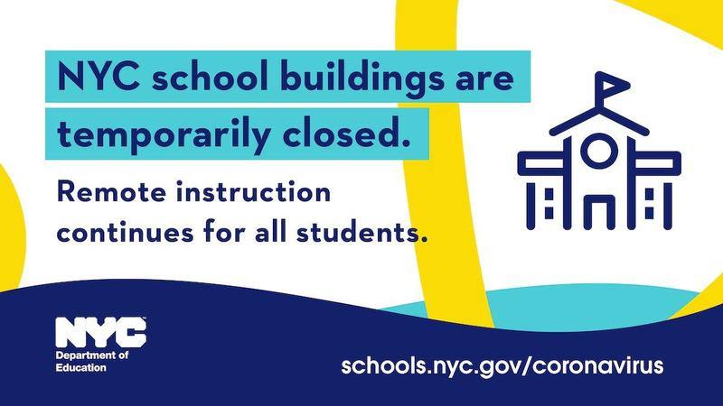 NYC School Buildings Close 11/19 Featured Photo
