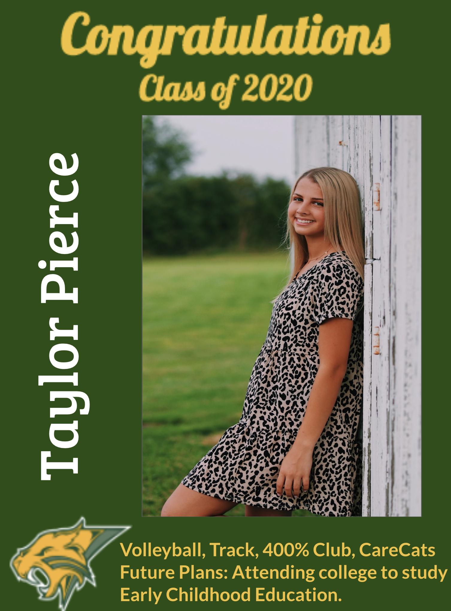 Taylor Pierce