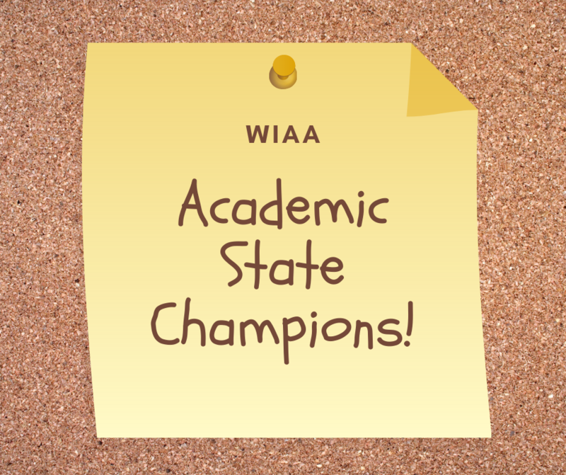 Academic State Champions