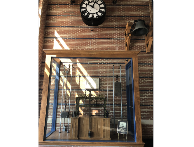 School Clock Image