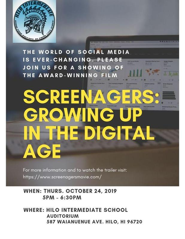 Screenagers: Growing Up in the Digital Age Featured Photo