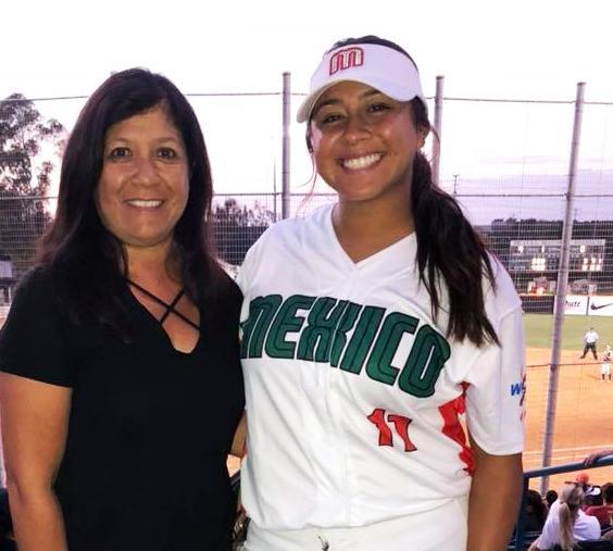 Chelsea Gonzales '13 made her international debut for the Mexican National Softball Team Featured Photo