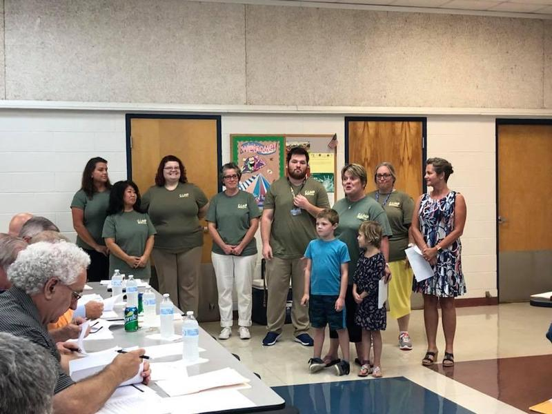 Students and administrators from Midtown Elementary share their experiences from read to be ready camp this summer.