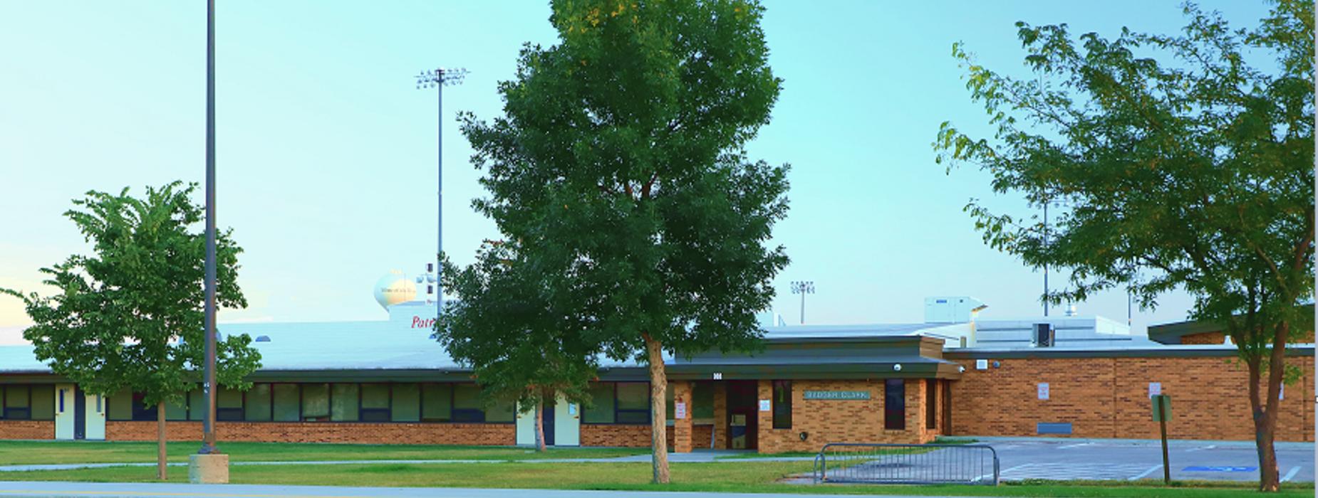 Patriot Elementary Bladger Clark