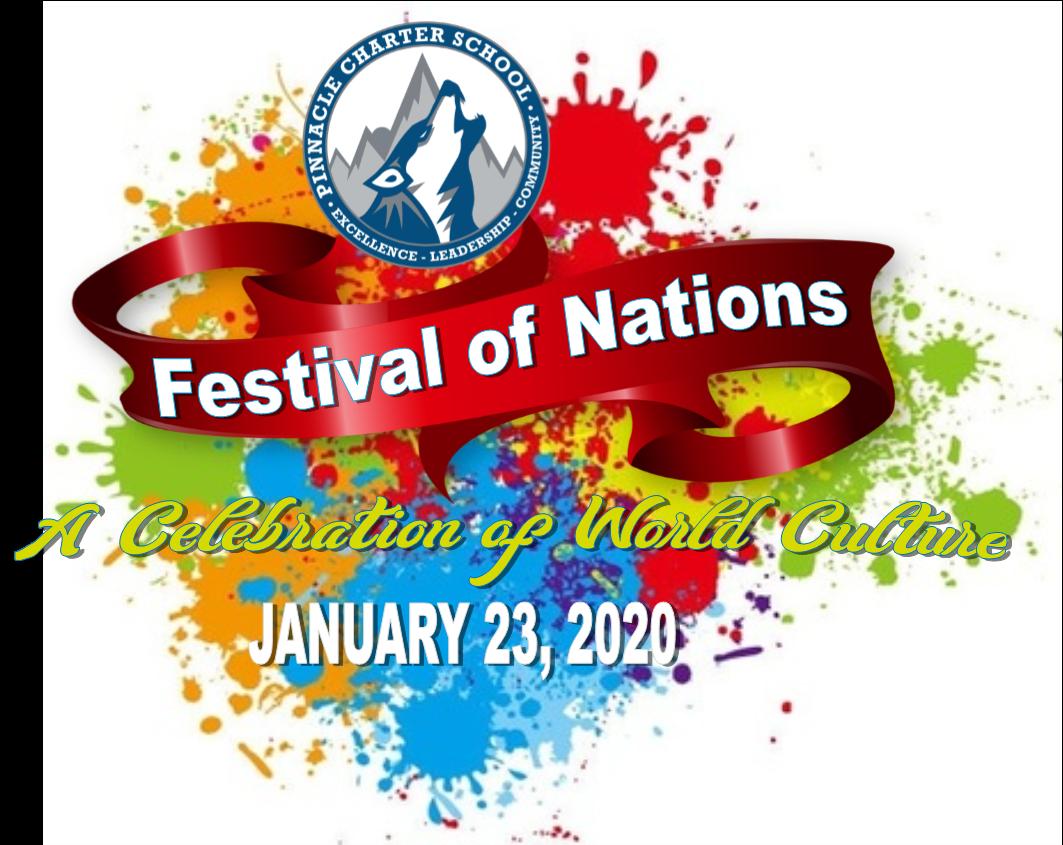 Festival of Nations Logo